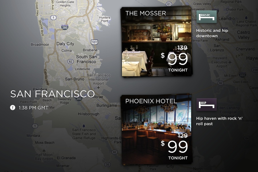 Hoteltonight Debuts Updates To Make Mobile Hotel Booking More Personal Betakit