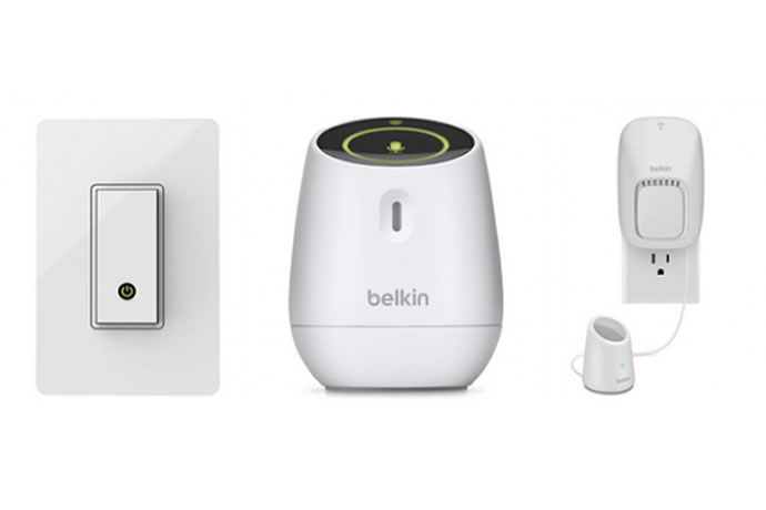 Belkin launches wemo light switch to bolster its home for Wemo light switch