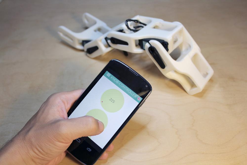 Moti Smart Motor & App