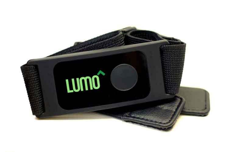 LUMOback Wearable Tech