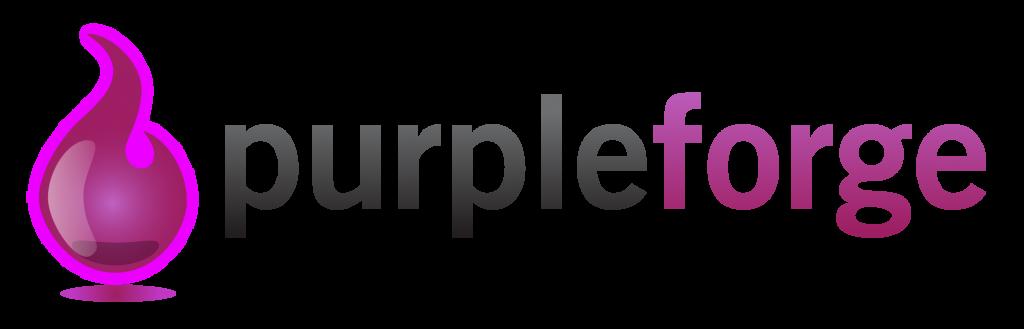 purpleforgelogo