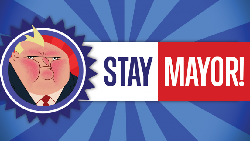 stay may