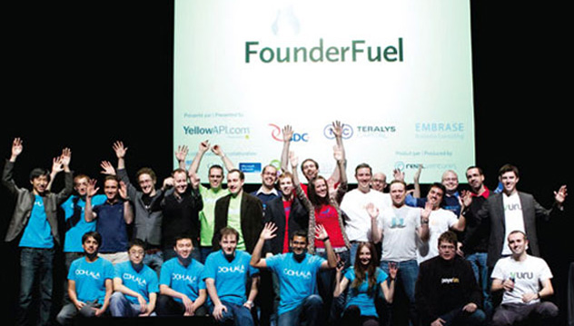 FounderFuel Demo Day