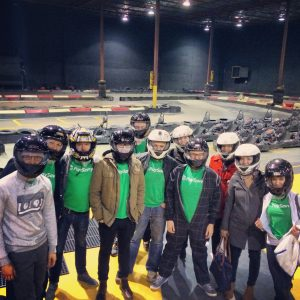 PaySavvy Go Karting