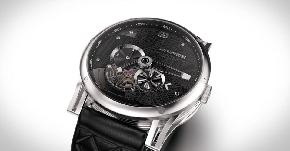 Could This 'Hublot of Smartwatches' Made by Korean-Canadians