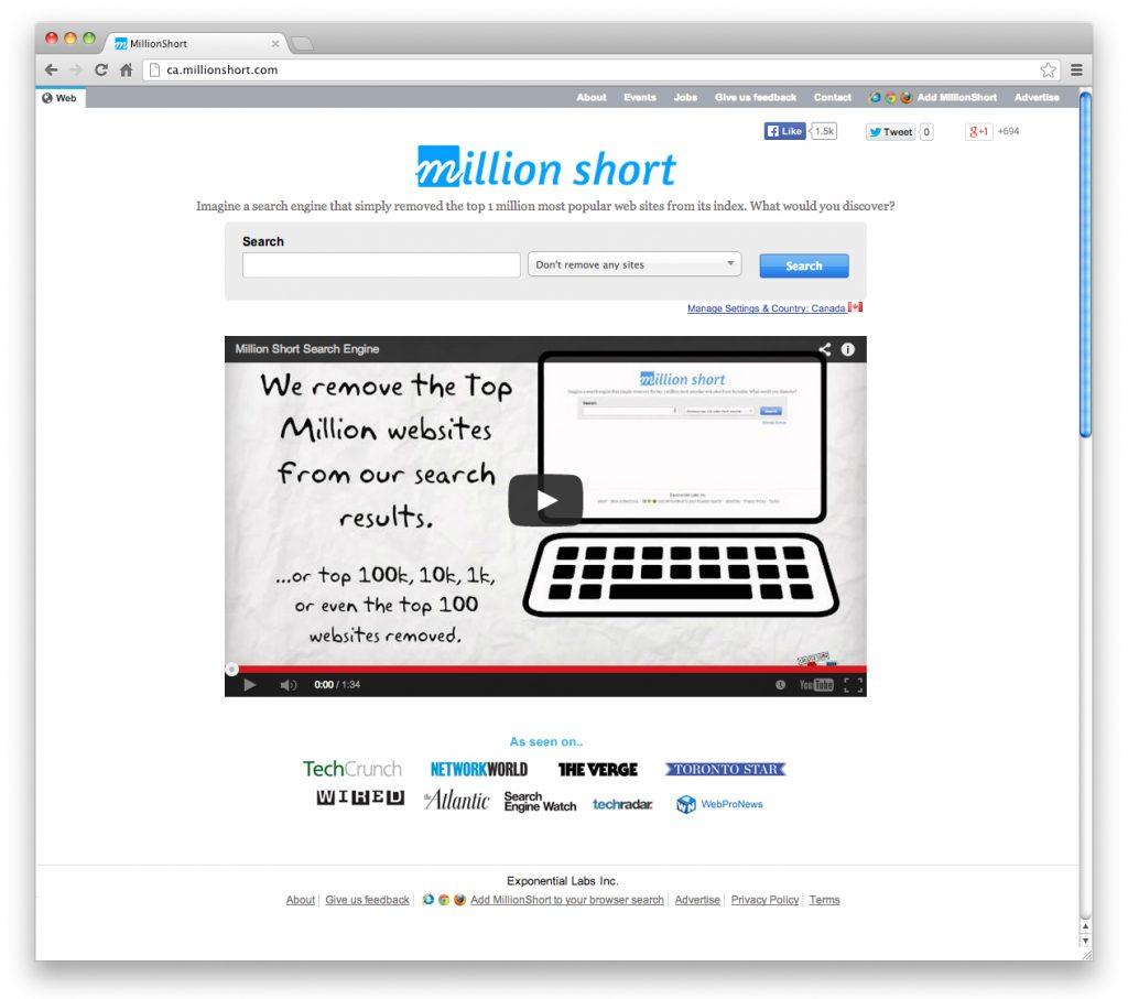 millionshort_homepage