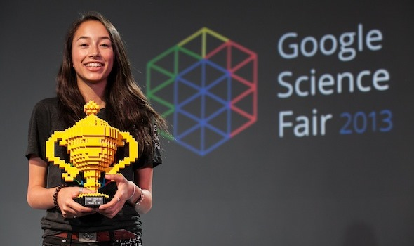 Youth Innovator Ann Makosinski Wins 2014 Weston Youth Innovation Award | BetaKit