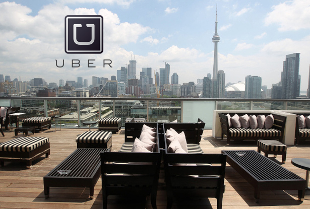 Canadian competition bureau sides with uber on less restrictive