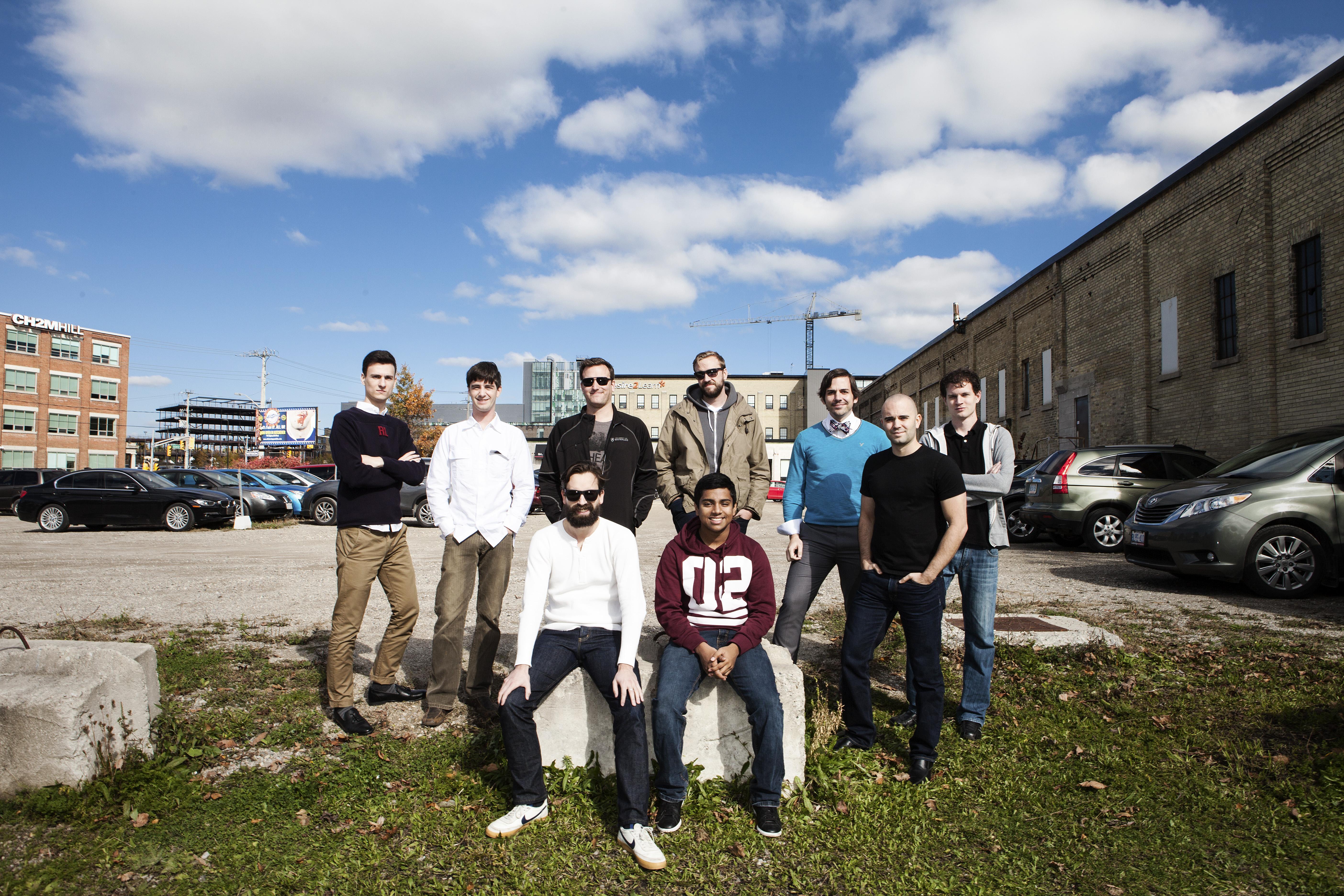 Blitzen startup