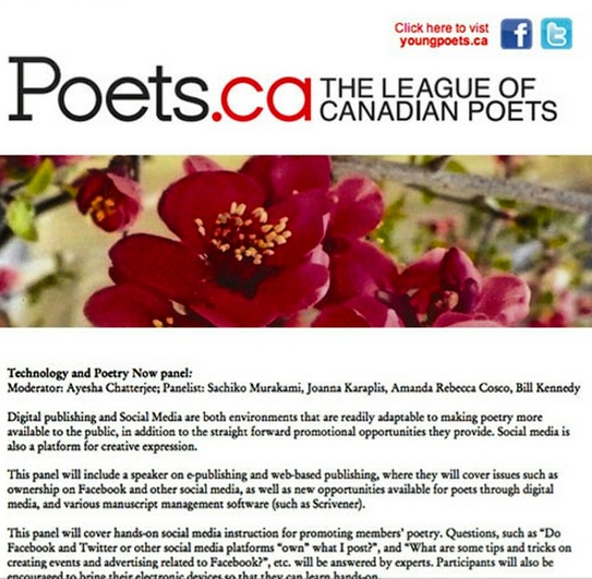 Canadian League of Poets