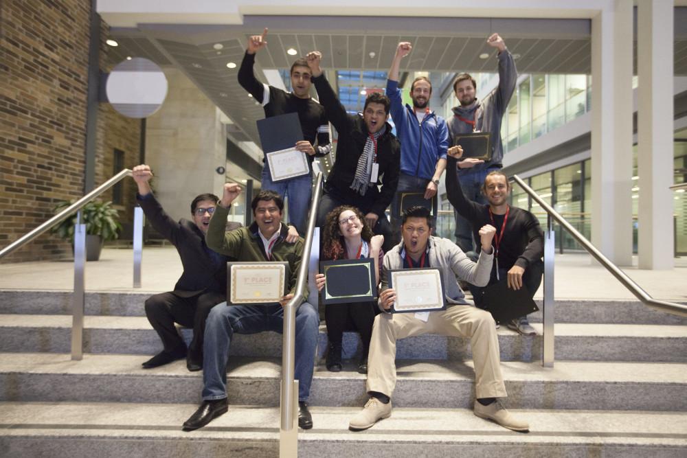 Hardware Hackathon Toronto