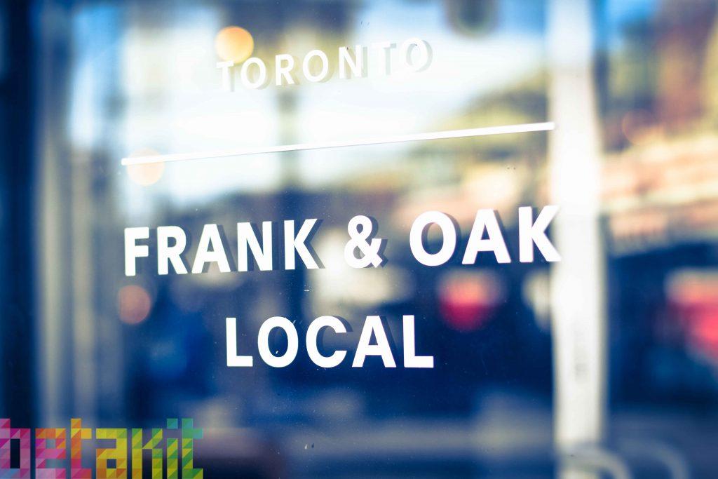 Frank & Oak 1