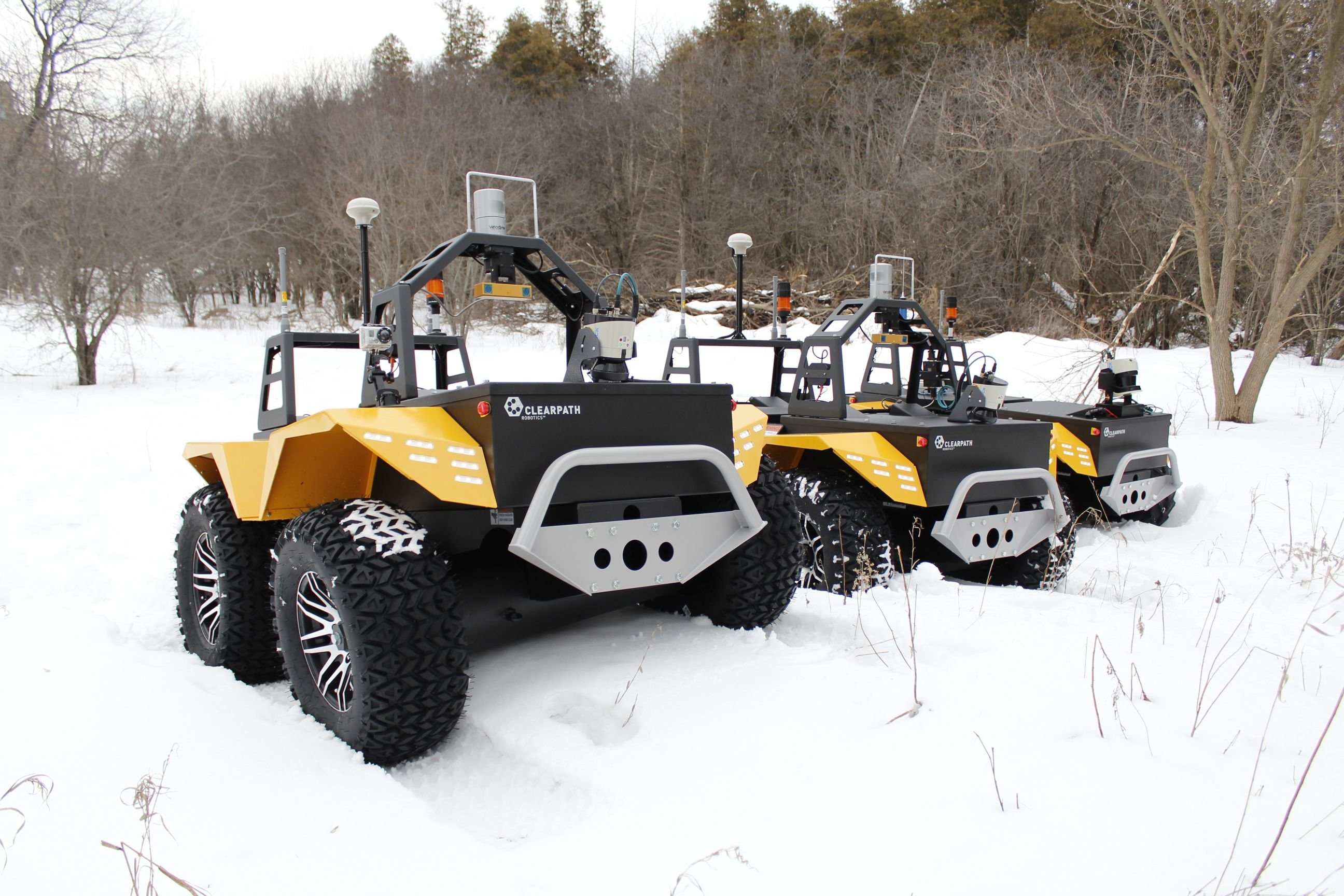 Clearpath Robotics Grizzly
