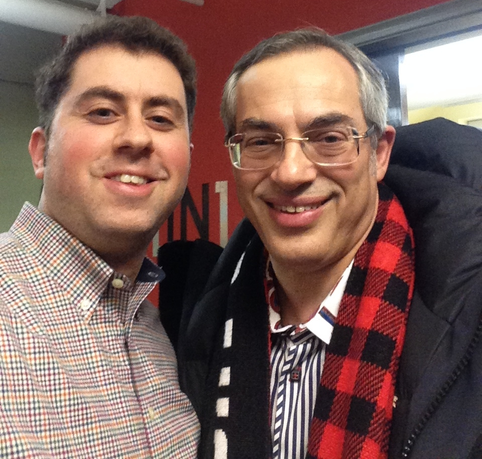 MP Tony Clement selfie