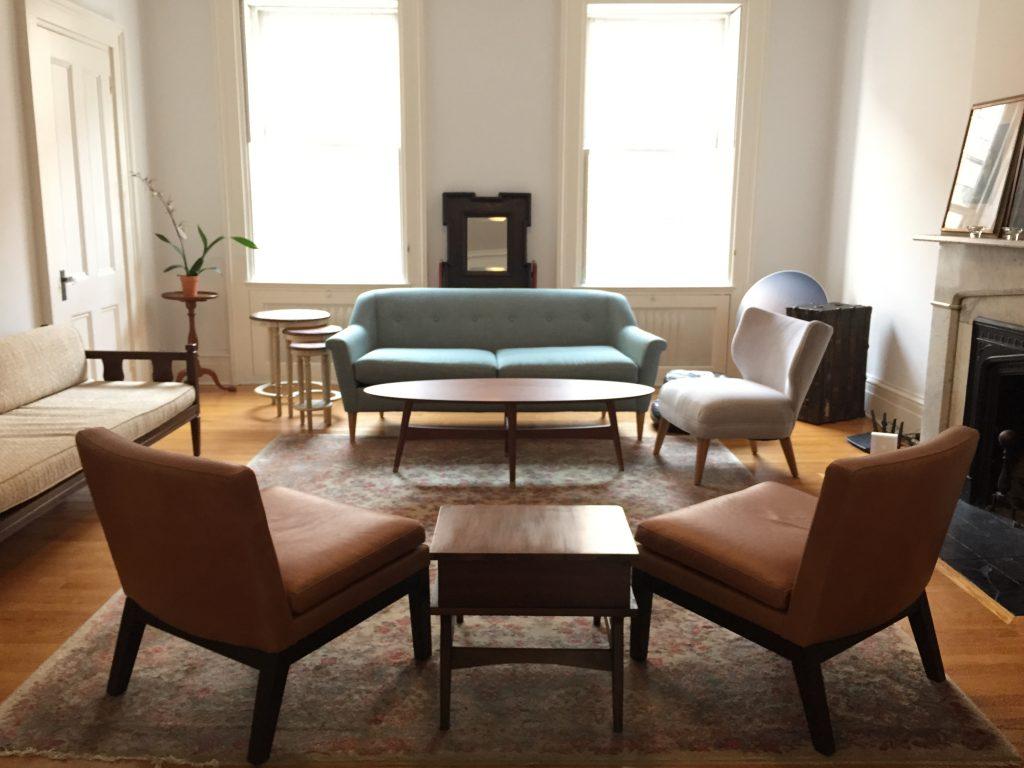 Gramercy House Living Room
