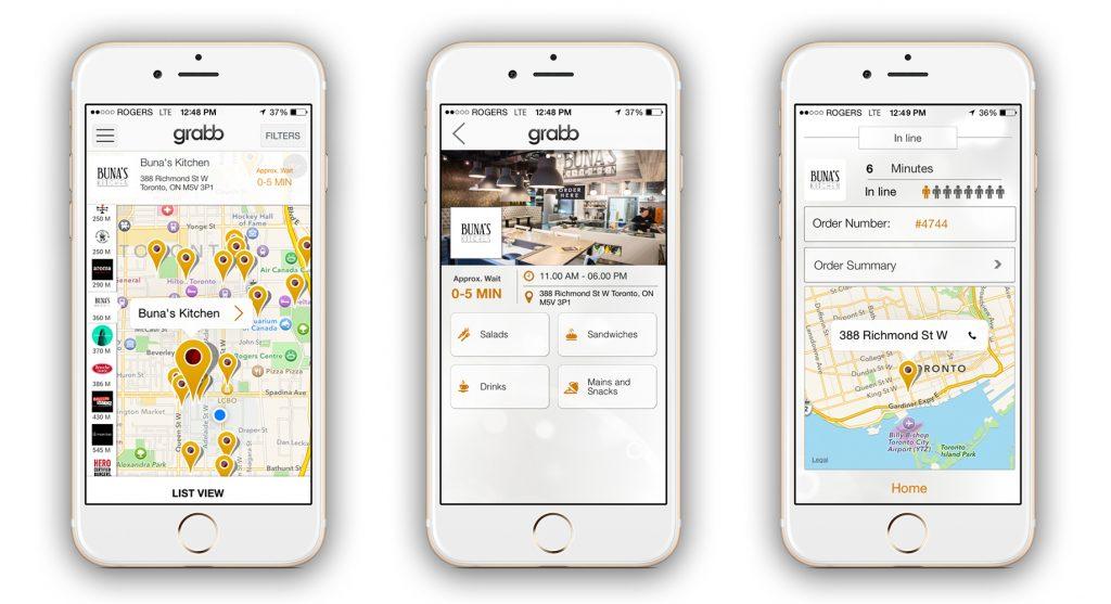 Grabb app