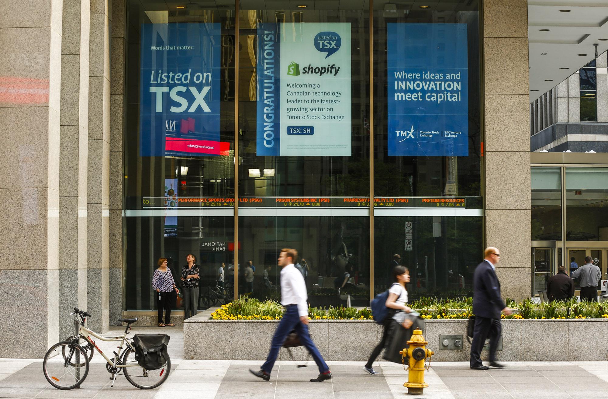 Shopify IPO TSX