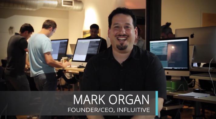Mark Organ Influitive