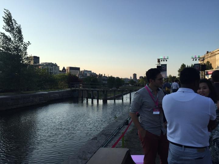 Montreal StartupFestival 2015