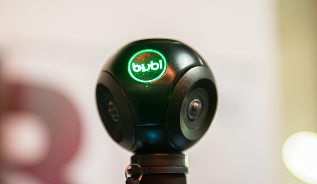 Bubl camera