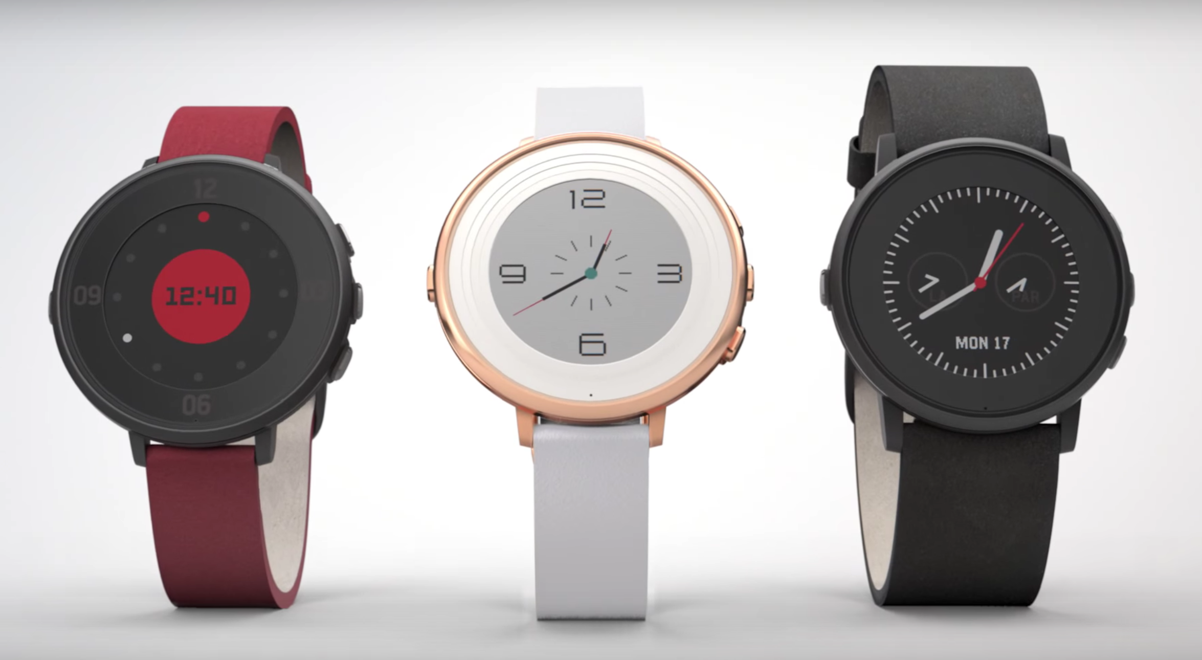 Pebble\'s new smartwatch, the Pebble Time Round, will land this ...