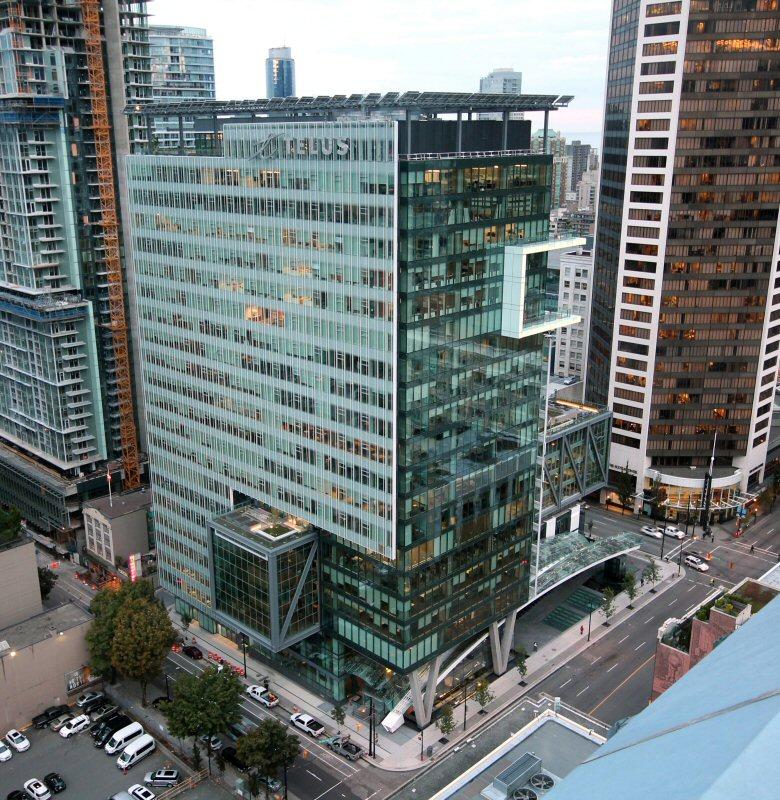 TELUS Garden Centre in Vancouver