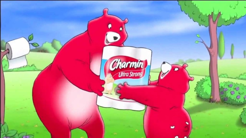 Charmin bear