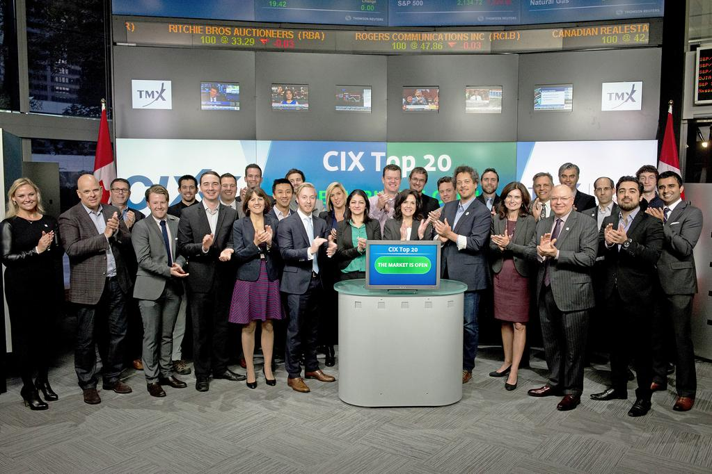 CIX TSX