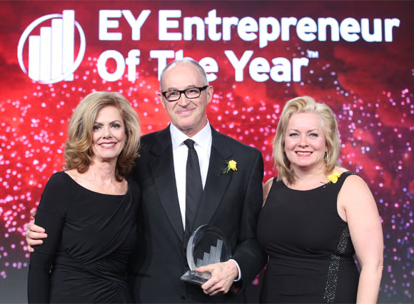 Michael Donovan EY Entrepreneur of the Year