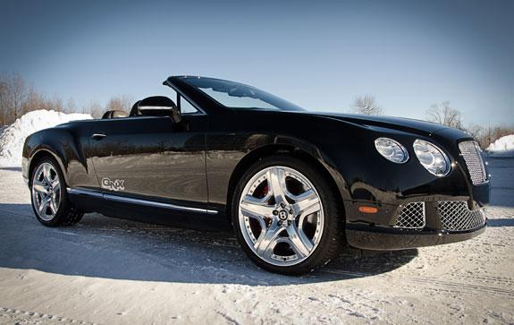 QNX Bentley