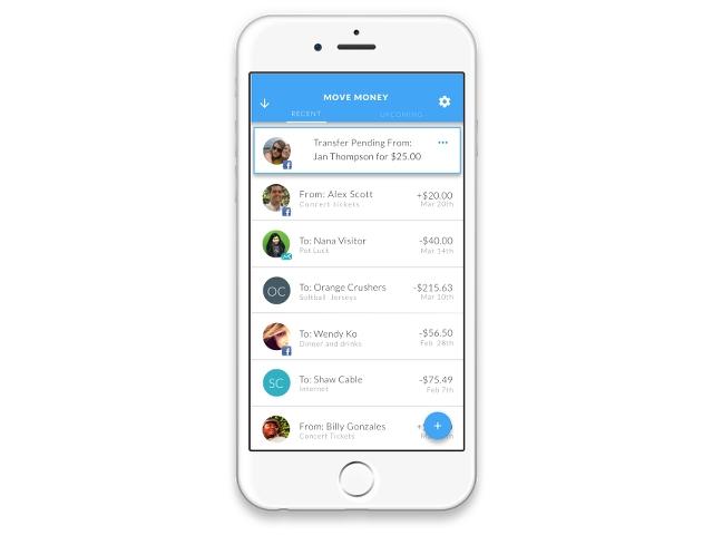 Koho mobile app