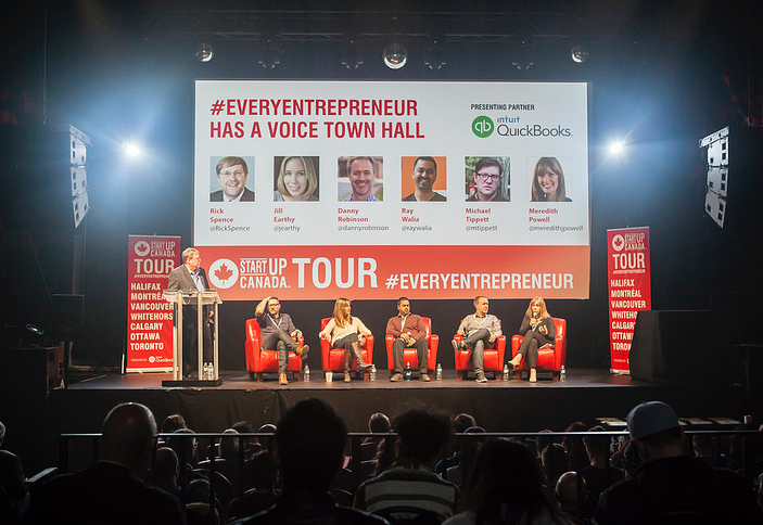Startup Canada #EveryEntrepreneur Vancouver