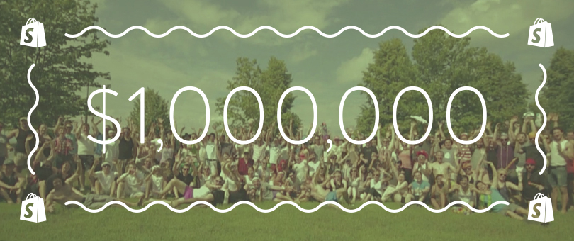 Shopify 1Million