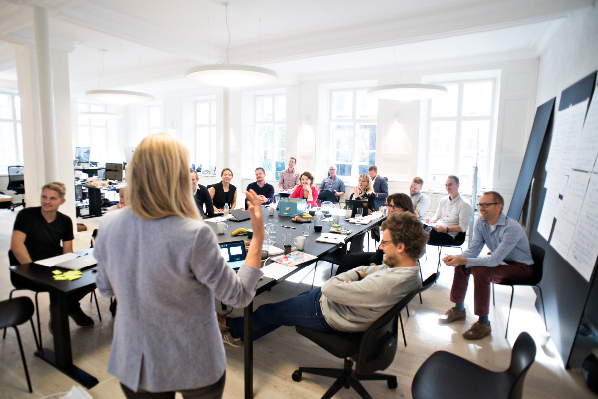 Denmark 39 s oldest healthcare company opens innovation lab for Innovation lab