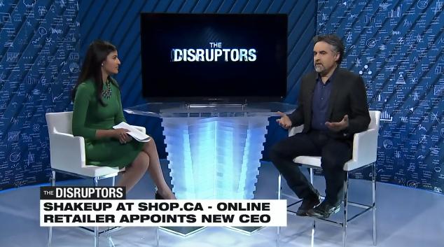 #TheDisruptors Shop.ca