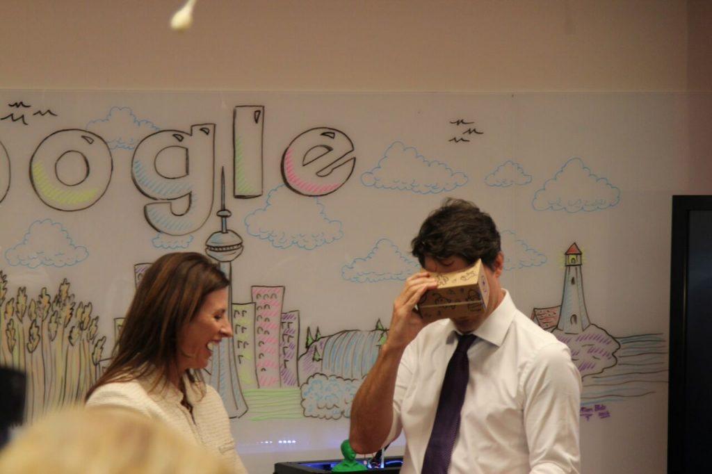 Prime Minister Justin Trudeau Google
