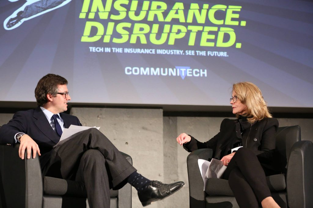 Communitech Insurance Disrupted