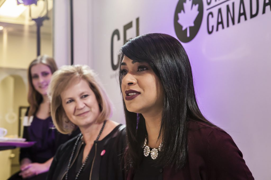 Small Business Minister Bardish Chagger