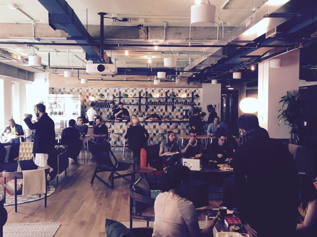 WeWork Montreal