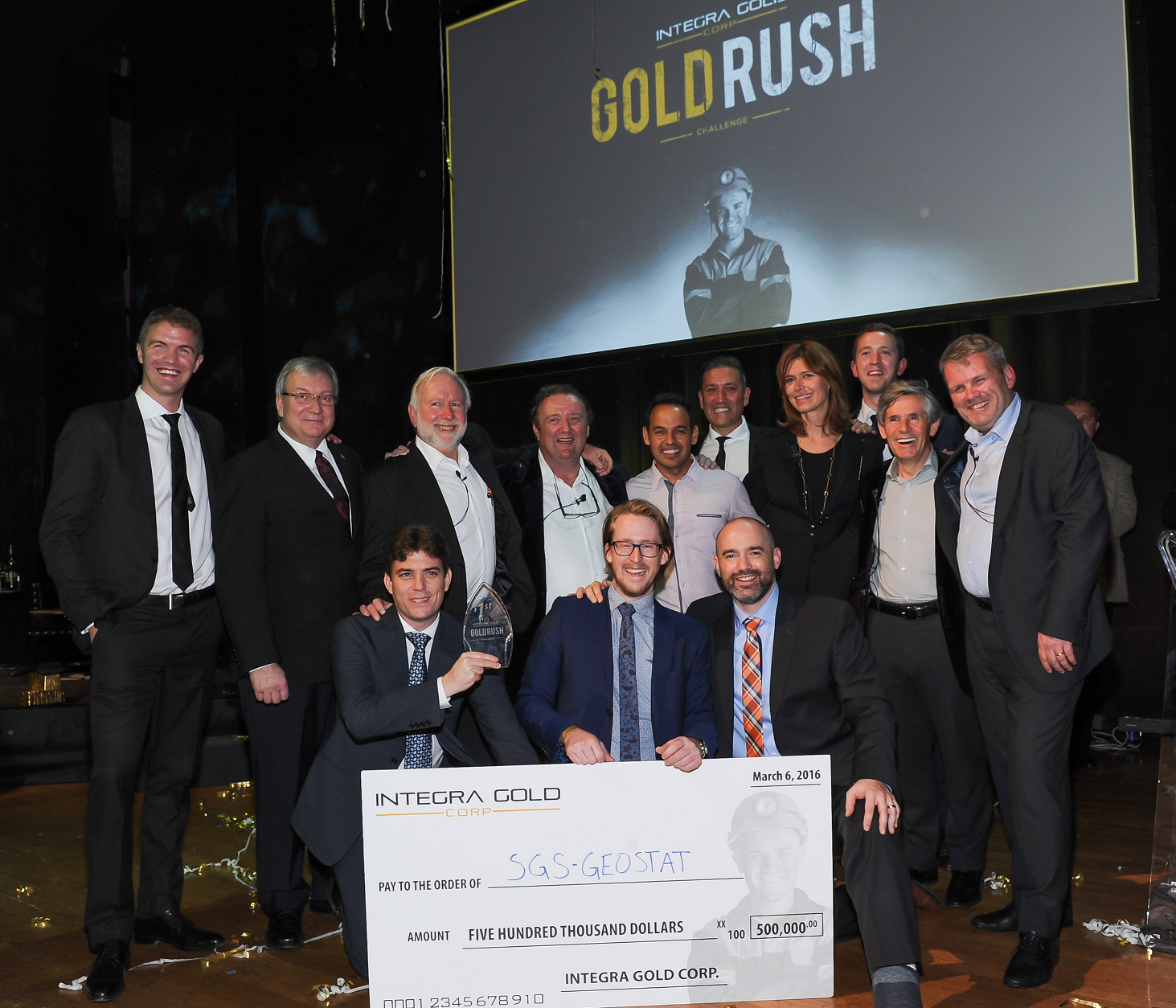 Gold Rush Challenge