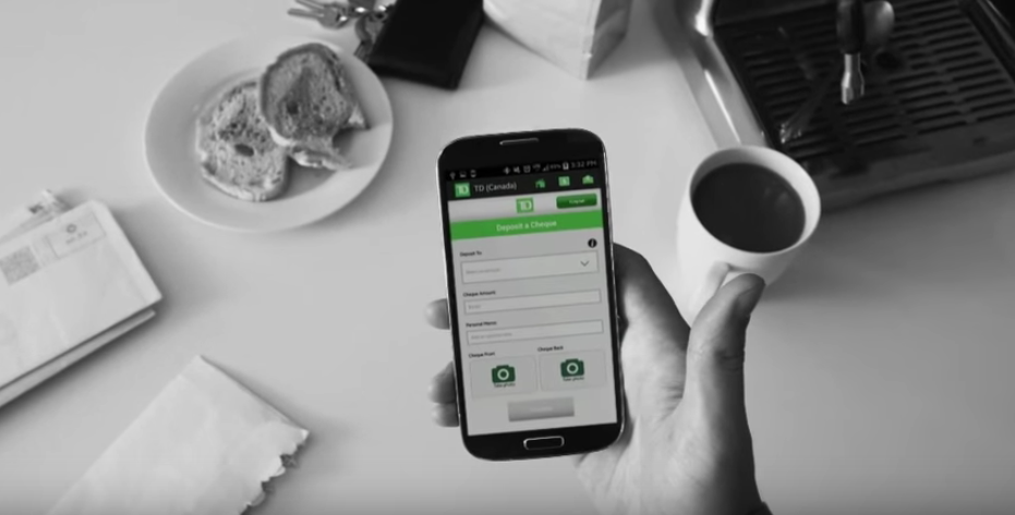 TD Canada Trust mobile payments