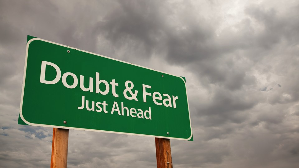 Doubt sign