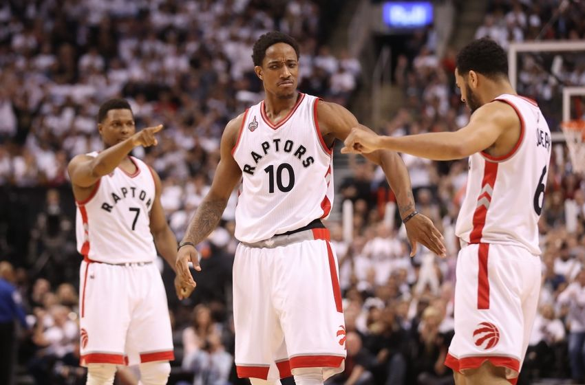 NBA Playoffs-Miami Heat at Toronto Raptors