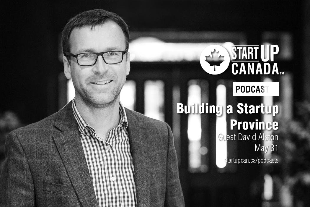 David Alston Startup Canada