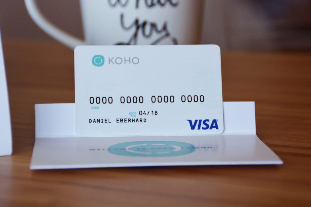 Koho card