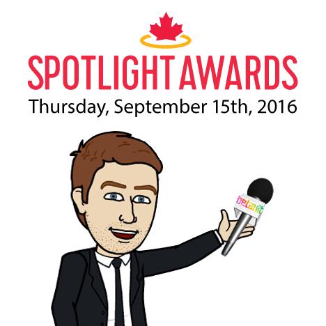 Spotlight Awards BetaKit Next