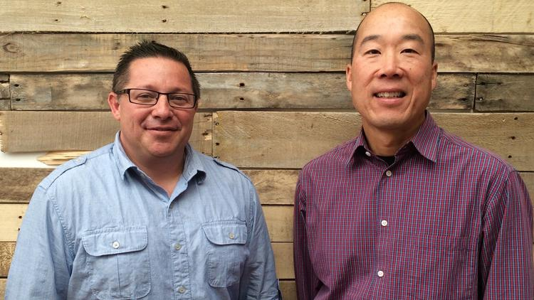 Tim Hayden & Art Chou, managing directors of Stadia Ventures