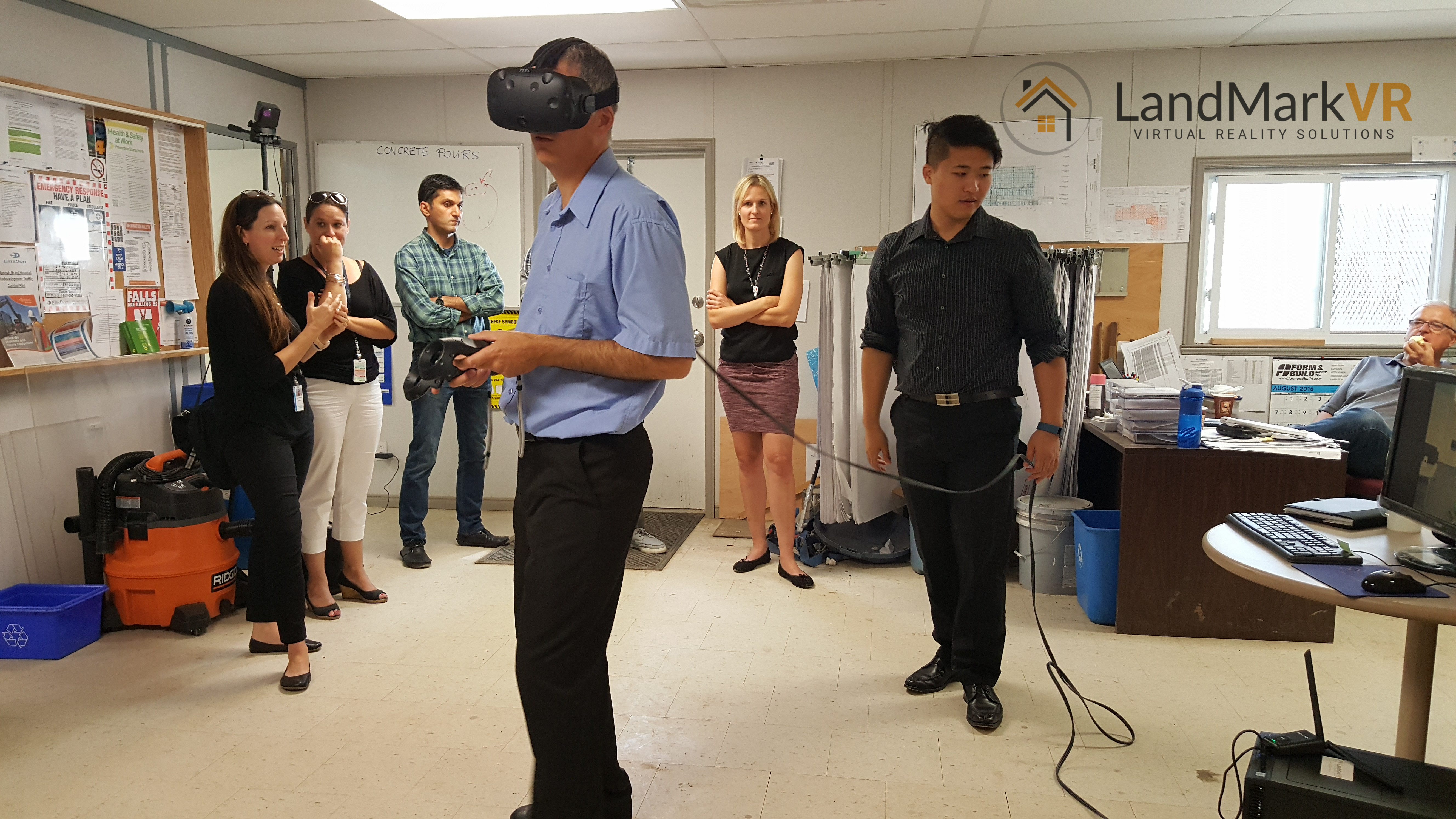 LandmarkVR wants its showrooms to be the industry standard