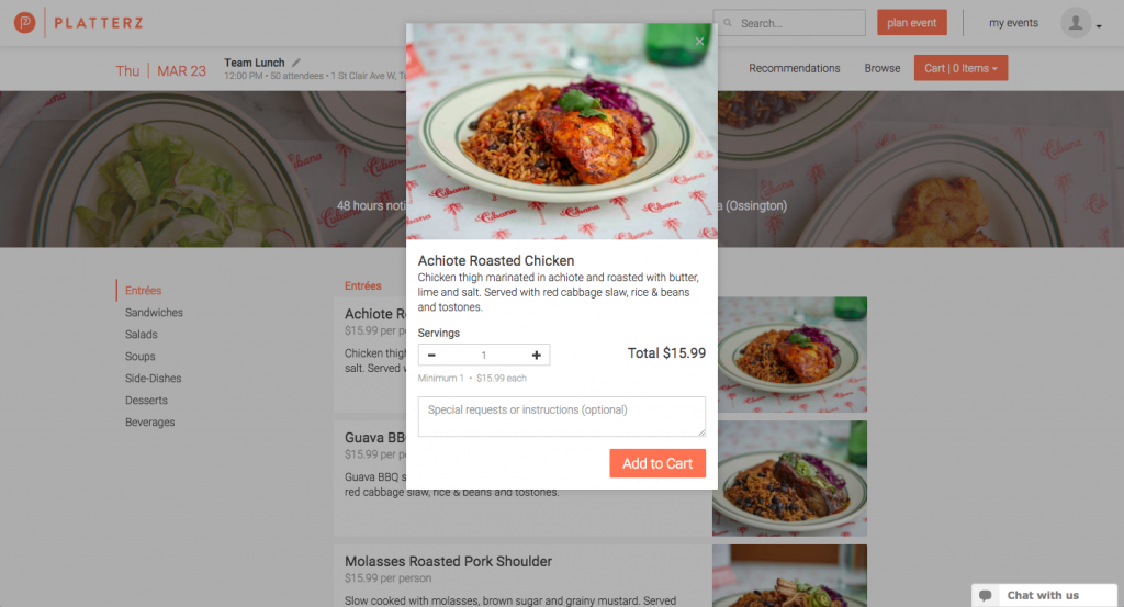 With $6 7 million seed round, Platterz wants to dominate corporate