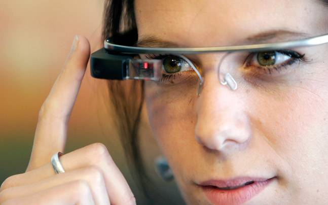 google glass enterprise